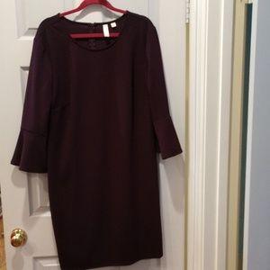 Tacera knit dress size extra large